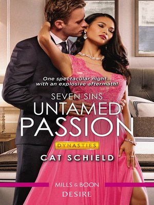 cover image of Untamed Passion